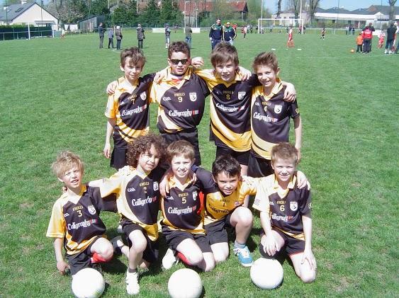 Équipe jeunes Liffré